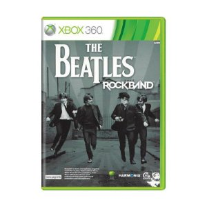 Jogo The Beatles: Rock Band - Xbox 360 (Usado)