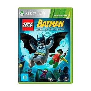 Jogo Lego Batman The Videogame - Xbox 360 Usado
