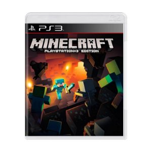 Jogo Minecraft Playstation Edition - Ps3 Usado