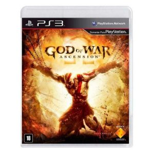 Jogo God of War: Ascension - PS3 Usado