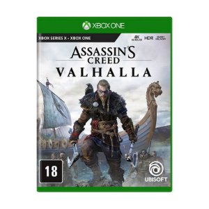 Jogo Assassin's Creed Valhalla - Xbox One