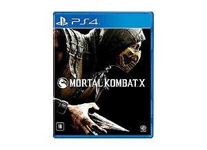 Jogo Mortal Kombat X - PS4 Usado