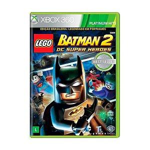Jogo LEGO Batman 2: DC Super Heroes - Xbox 360 Usado