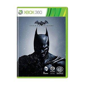 Jogo Batman: Arkham Origins - Xbox 360 Usado