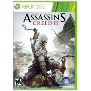 Jogo Assassins Creed III Xbox 360