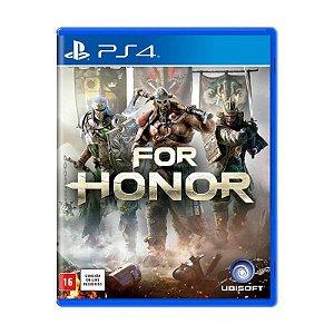 Jogo For Honor - Ps4 Usado