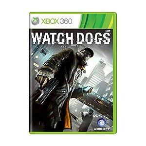 Jogo Watch Dogs - Xbox 360 Usado