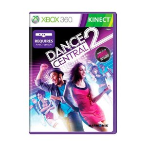 Jogo Dance Central 2 - Xbox 360 Usado