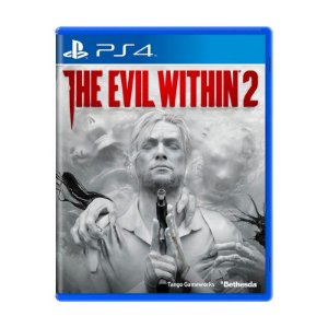 Jogo The Evil Within 2 - Ps4 Usado