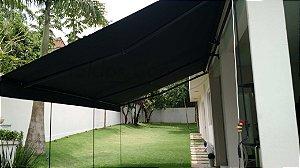 Toldo Articulado Manual - Acrylic - 3,00 metros de largura