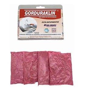 GORDURAKLIN  P/ LIMPEZA DA CAIXA DE GORDURA