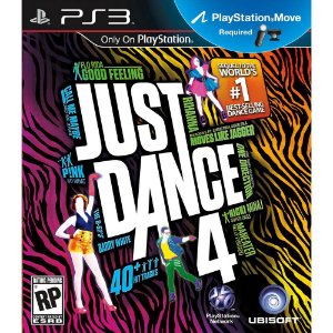 Game Just Dance 4 - PS3