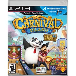 Carnival Island - PS3