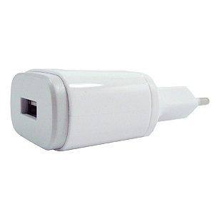 Carregador Branco LG de Parede Adaptador + Cabo Micro Usb Original