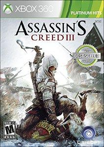 Assassin´s Creed III - Xbox 360