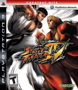 Street Fighter IV - Greatest Hits PS3