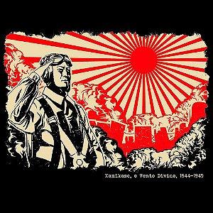 Camiseta Kamikaze, o Vento Divino 1944-1945 - Vestindo História