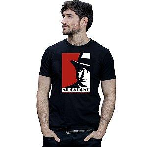 Camiseta Al Capone - Vestindo História