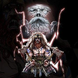 Camiseta Vikings: Berserker, a Fúria de Odin - Vestindo História