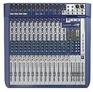 Mesa Soundcraft - SIGNATURE 16