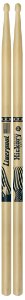 Baqueta American Wood Series Hickory 5A - Ponta de Madeira