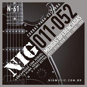 NIG 011-052 - Para guitarra corda de aço