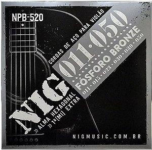 NIG 011-050 - Para violão corda de aço