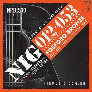 NIG 012-053 - Para violão corda de aço