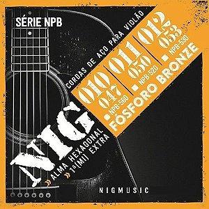 NIG 010-046 - Para violão corda de aço