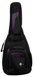 Bag Custom Sound - Guitarra VF2 BKGT 2 BK/PP