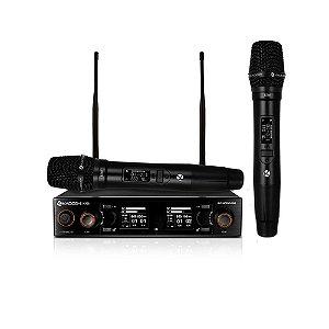 Sistema De Microfone Sem Fio Vocal K-502m - Kadosh