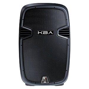 Caixa Acústica Ativa KBA15 USB 15 Polegadas - K AUDIO