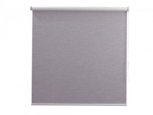 CORTINA ROLÔ NAPOLES BLACKOUT 1,15 x 2,30 GRAY