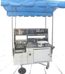 Carrinho Hot Dog, Fritura, Lanches 3x1