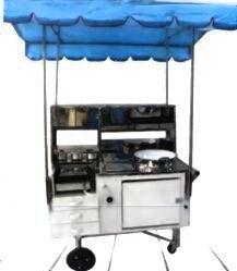 Carrinho Hot Dog, Fritura, Lanches 4x1