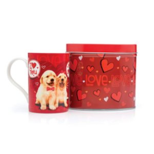 Caneca na Lata Love You