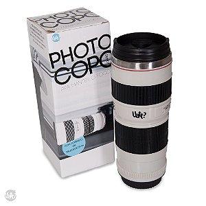 Copo formato lente Photo Copo