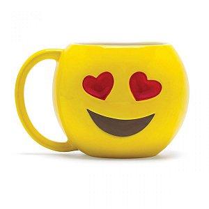 Caneca Emoji Apaixonado