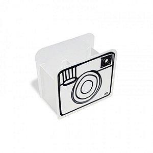 Porta Lápis Camera