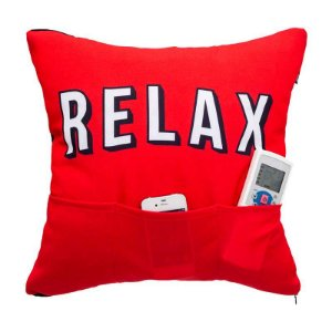 Almofada Relax com porta controle