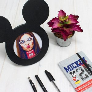 Porta retrato orelhas Mickey