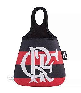 Lixeira para carro Flamengo
