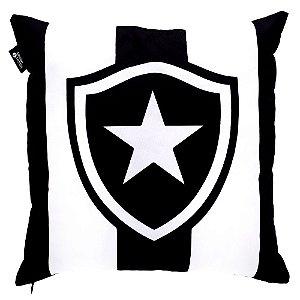 Almofada Botafogo com porta objetos