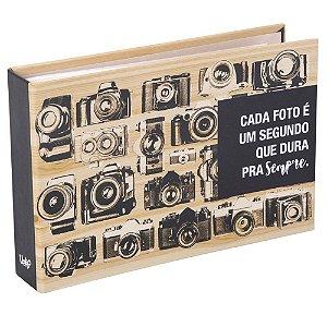 Álbum de fotos Petit - Máquina fotográfica
