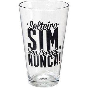 COPO DRINK - SOLTEIRO SIM