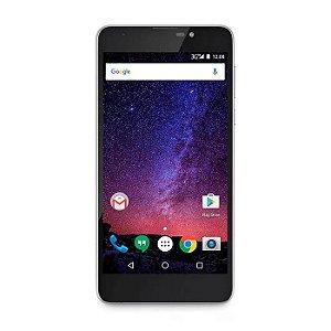 "Smartphone MS55M 3G Tela 5.5"" Android 7 Dual Chip Memória 1"