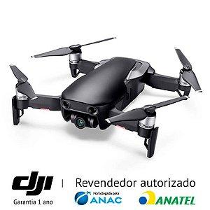 Drone MAVIC AIR FLY MORE COMBO Preto Onix DJI
