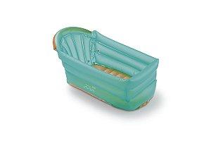 Banheira Inflavel Bath Buddy Verde - Multikids - BB173