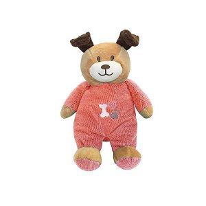 Baby Dog Menina Rosa Buba