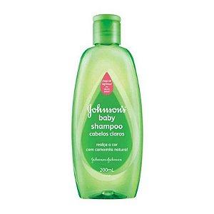 Johnsons Baby Shampoo Cabelos Claros - 200ml
